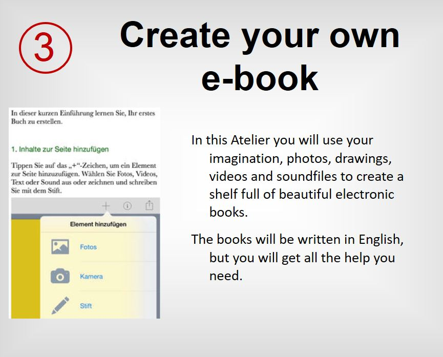 create your ebook