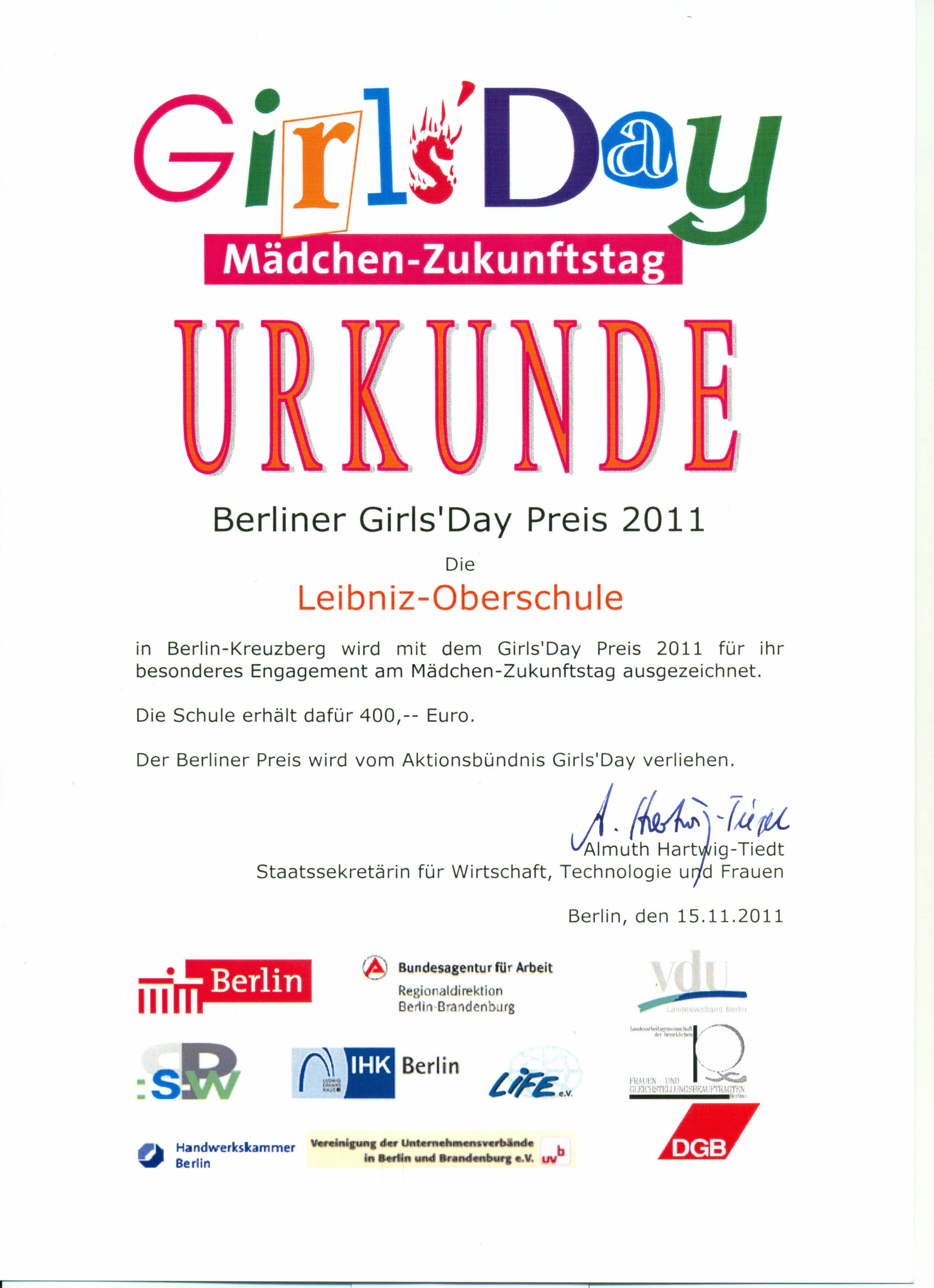 Urkunde_GirlsDay
